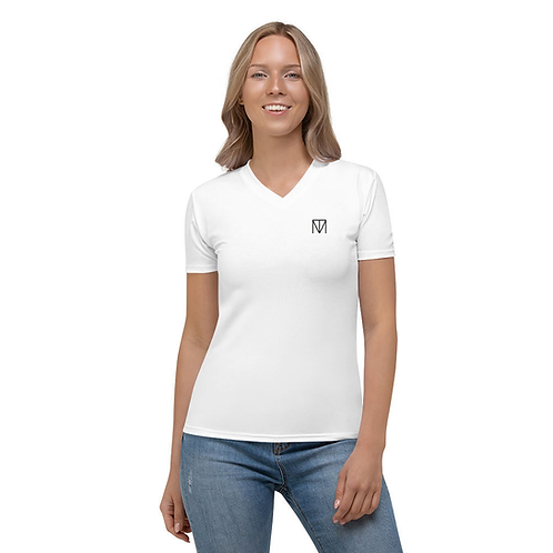 Women's V-Neck MT-Shirt