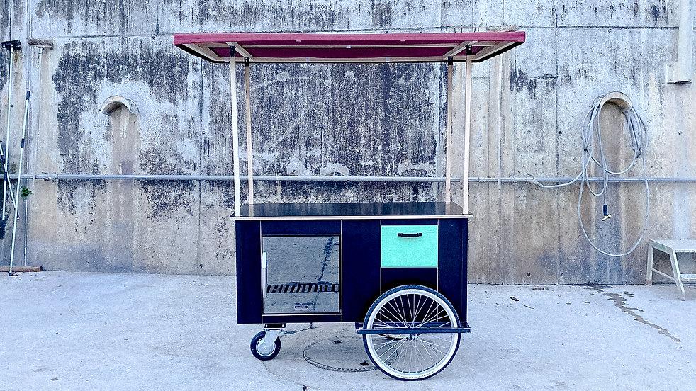 Handwagen für Apero und Events, Glacewagen