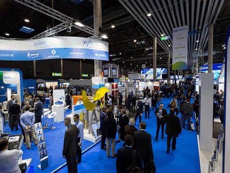See us at iWater Barcelona - FREE pass worth 100€