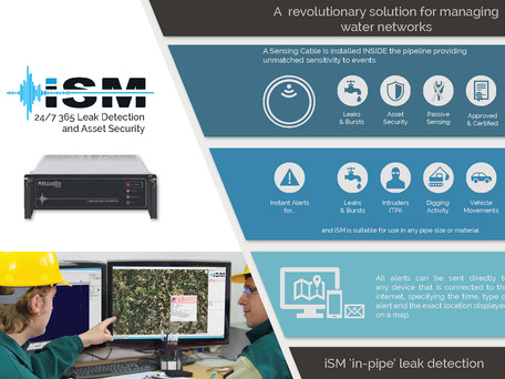 New iSM Overview Leaflet