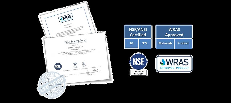CRALEY certificates