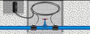 Atlantis Hydrotec - Fibre in Water Pipes