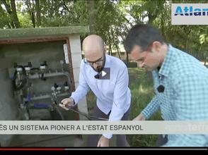 Atlantis Hydrotec featured on TV3 in Spain