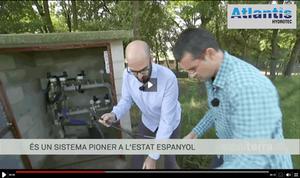 Atlantis Hydrotec on TV3 Spain