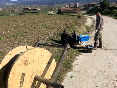 Atlantis Hydrotec fibre network expansion underway in rural Spain