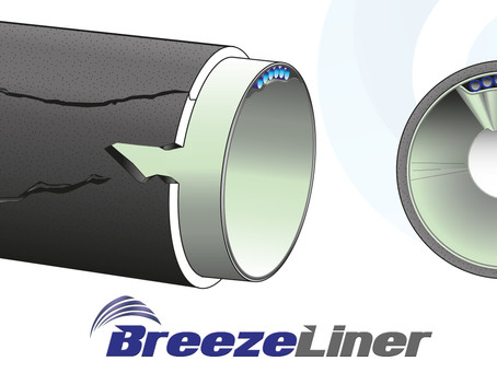 CRALEY Group achieves 'Grant' status for  trenchless pipe relining patent