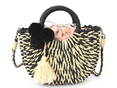 Hand Made Woven satchel