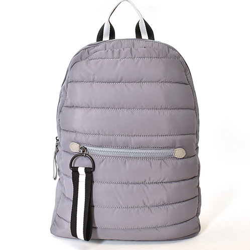 Linear Quilt Backpack