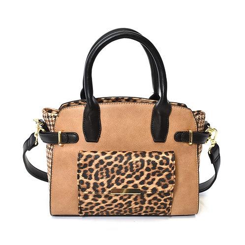 Leopard satche