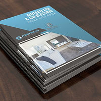 Wire Binding A4 Price List/Catalogue