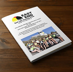 Small Annual Report Booklet, Club