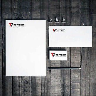 Printed Stationery