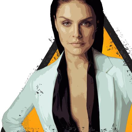 Td vai ficar... ilustração digital: Paloma Bernardi