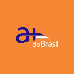Logotipo para A+ do Brasil