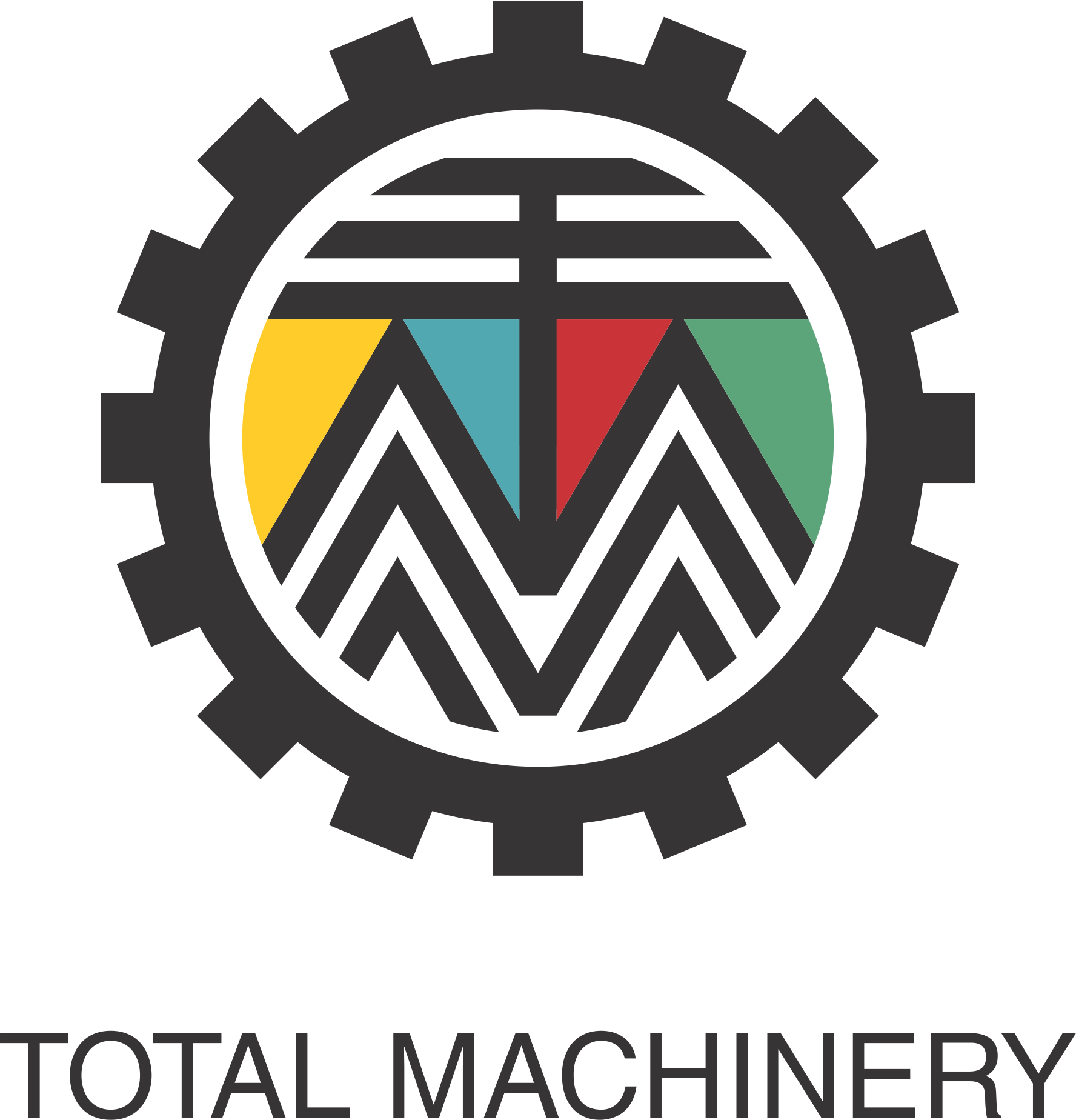 Logotipo Total Machinery