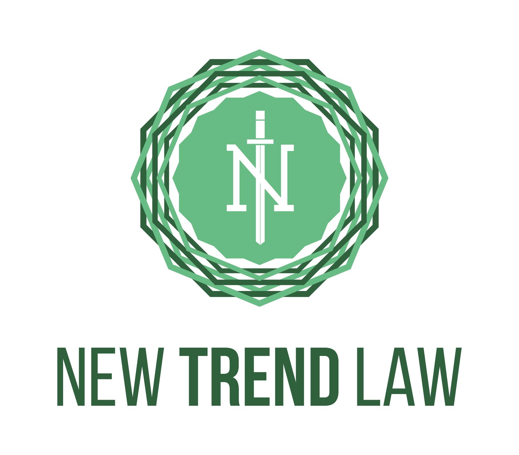 Logotipo New Trend Law