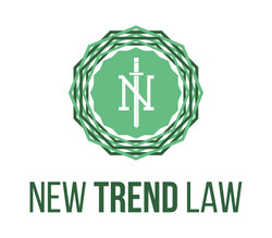 Logotipo New Trend Law
