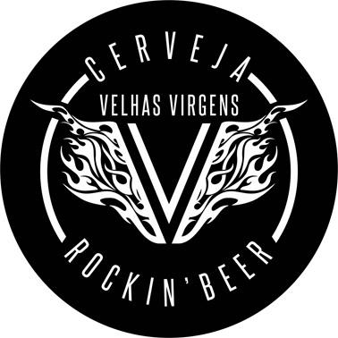 Velhas Virgens re-design de logotipo