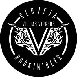 Velhas Virgens re-design de logotipo