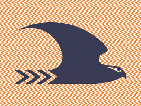 Design para logotipo da marca  NAC AIR LOG