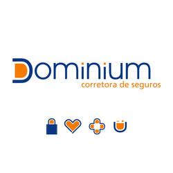 Logotipo para Dominium Seguros
