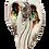Thumbnail: Anioł Celon  - Figurka wisząca -Rękodzieło, ręcznie malowany