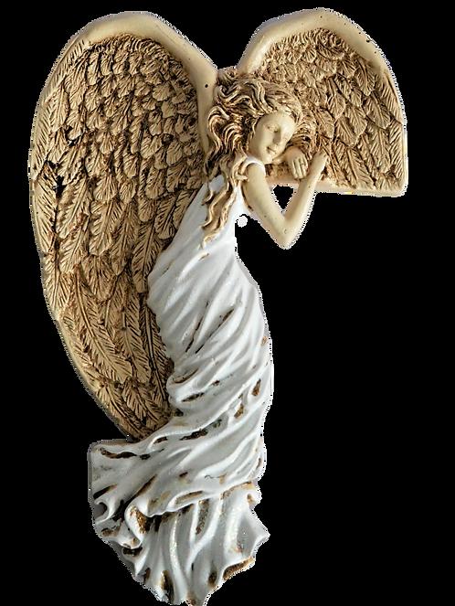 Anioł Andri - Rękodzieło, doskonały na prezent