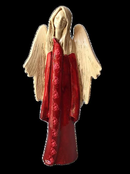 Anioł Śliczności - Rękodzieło, ręcznie malowane