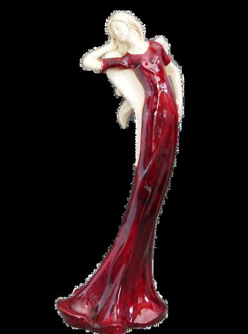 Anioł Somina - Rękodzieło, ręcznie malowany