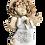 Thumbnail: Aniołek dla dziecka -Rękodzieło, ręcznie malowany