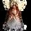 Thumbnail: Anioł Monic - Rękodzieło, ręcznie malowane