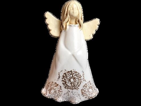 Anioł Monic - Rękodzieło, ręcznie malowane