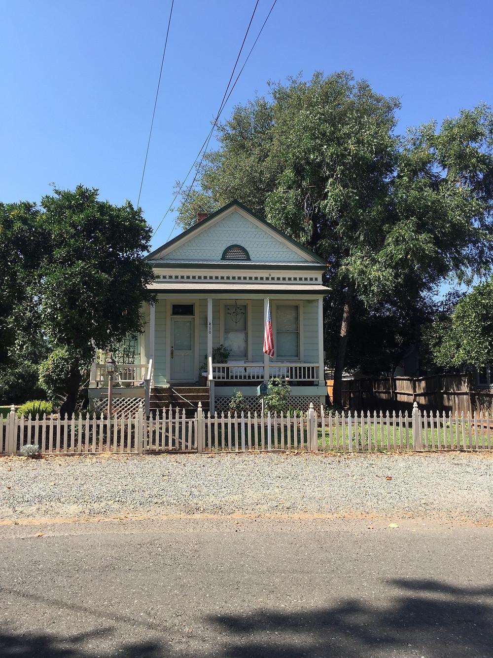 Aubray's House