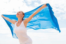 young-woman-with-flying-blue-scarf_1385-
