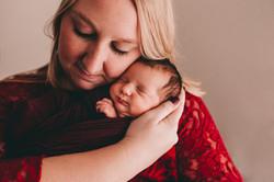 Bloomington Normal IL luxury newborn