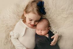 Bloomington Normal IL newborn photog