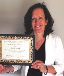 Debbie Carroll, Catalyst of the Year