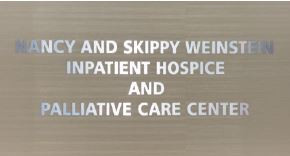WAMMC Board Members Tour Inpatient Hospice and Palliative Care Center
