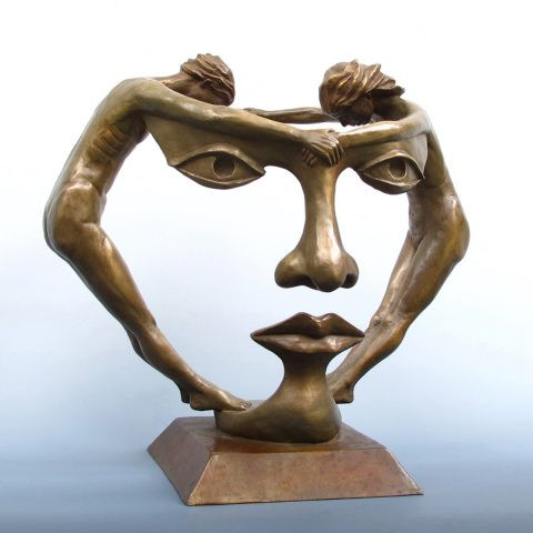 We-Two-Together-Sculpture-Michael-Alfano