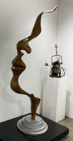 Beacon-Sculpture-Michael-Alfano-Bronze-B