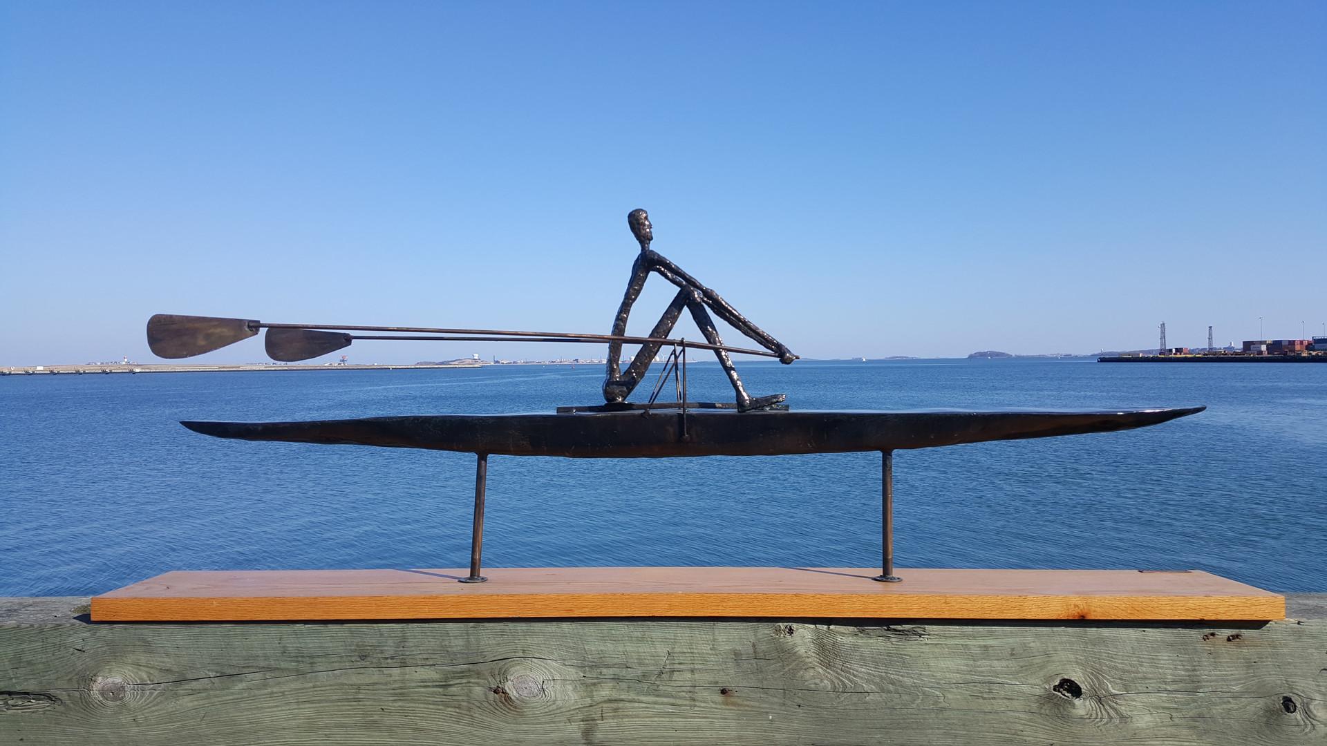 Rower, bronze, 84 x 32 x 18.jpg