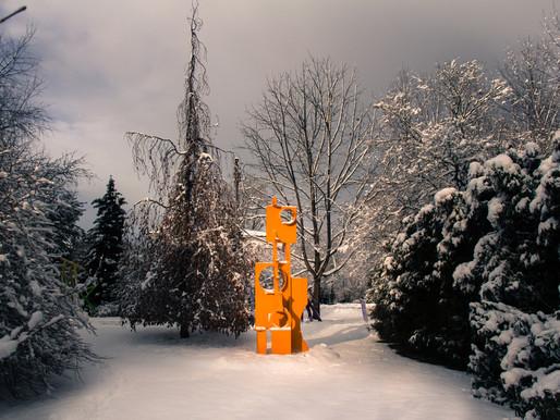 Outside Museums' Walls - Appreciating Outdoor Sculpture Gardens