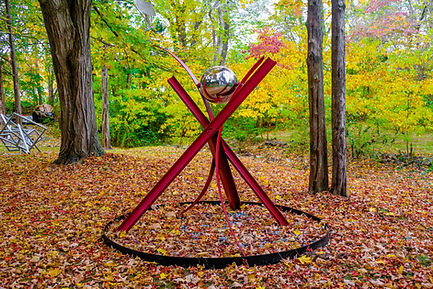 Sculpture Grounds, Old Lyme, CT