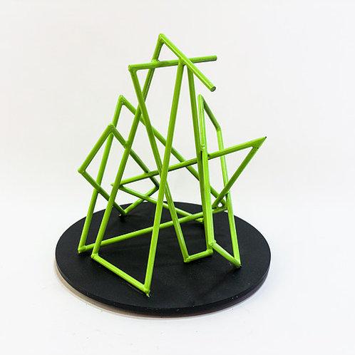 Tri-Quad I/8 Lime Green