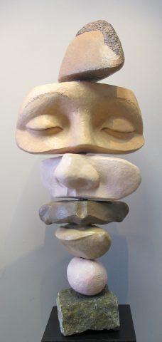 Turning-Heads-Sculpture-Michael-Alfano-2
