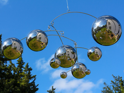 'After Alex' by Boro selected for Inaugural 'New Canaan Sculpture Trail'