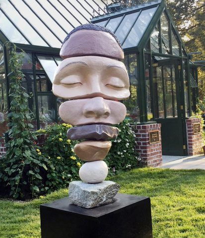 Turning-Heads-Sculpture-Michael-Alfano-1