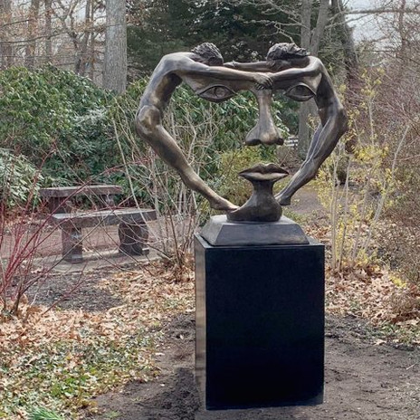 We-Two-Together-Sculpture-40-Inch-Michae