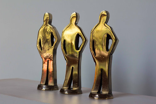 """6"""" Bronze Maquette"""