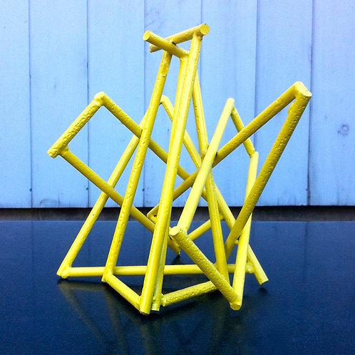 Tri-Quad I/8 Yellow